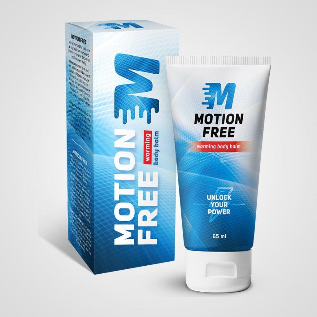 MotionFree - crema impotriva durerilor articulare