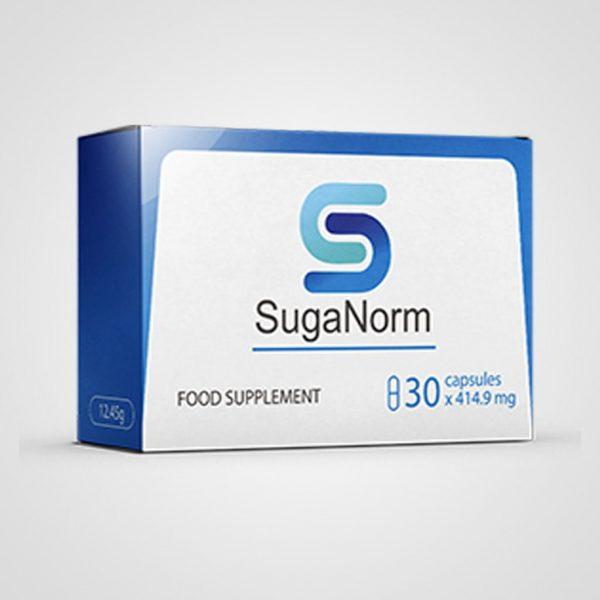 SugaNorm - pentru normaliarea nivelului glicemiei (zaharului) in sange