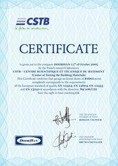 certificat germitox