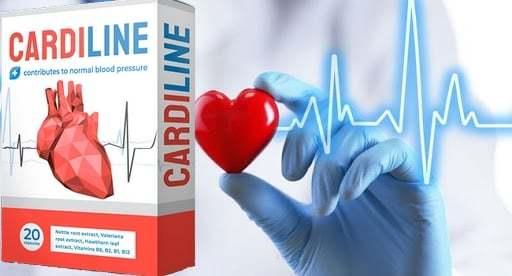 Cardiline capsule se găsește in farmacie la preț de producator