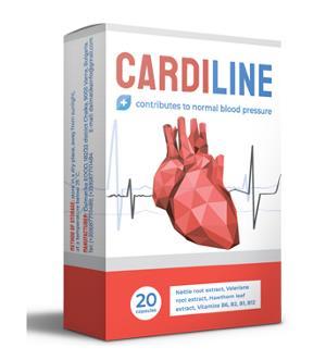 Cardiline luptă efcient împotriva tensiunii arteriale