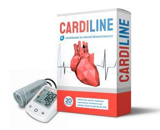 Cardiline tratament împotriva hipertensiunii arteriale în Romania